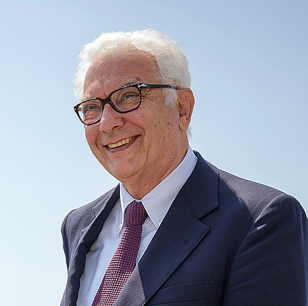 Venice Biennale president Paolo Baratta said design and civil society must be more closely connected