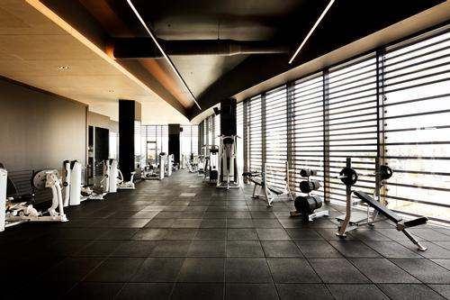 The club is aimed at the entertainment and fitness communities / Equinox