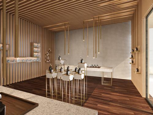 The spa aims to cater to the lifestyle of Radisson Blu's core consumers, while remaining distinctively 'Balinese'
