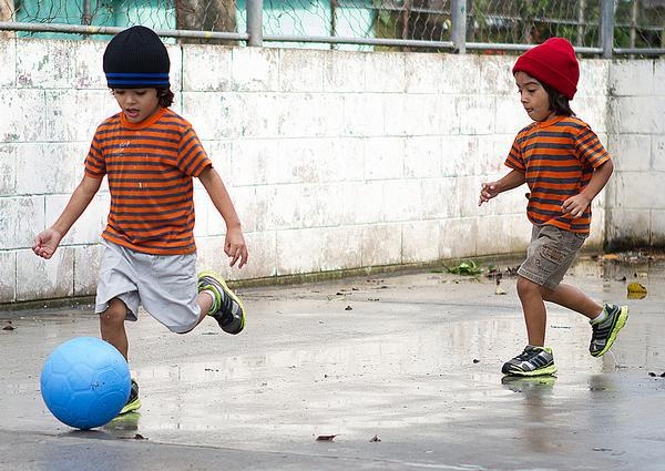 for every One World Futbol purchased, another is donated to an organisation using play and sport in a positive way