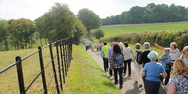 1Life will roll out its Healthy Walks programme, which it has piloted with great success