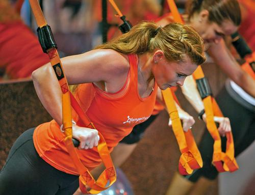 Orangetheory opens 500th studio, names new brand ambassador