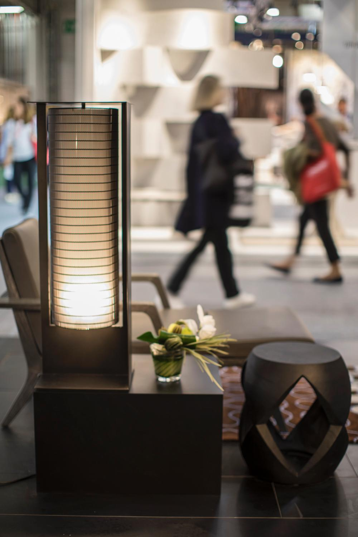WOHA collaborated with WonderGlass for its lighting collection, Oli / Marek Swoboda
