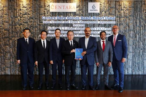 A formal signing ceremony took place this week in Bangkok