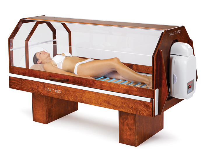 salt therapy machine