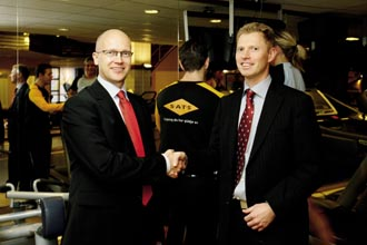 Nordic SATS sold to Tryg i Danmark