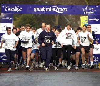 DLL Edinburgh run raises record funds for charity
