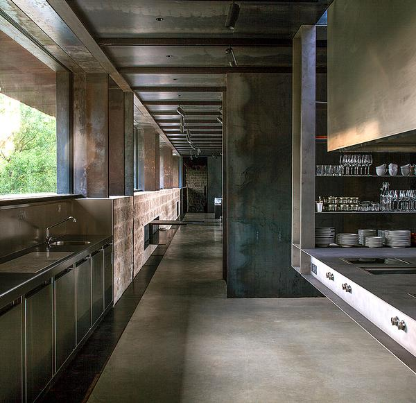 RCR recently unveiled the steel-clad La Cuisine Arts Centre in Nègrepelisse, in France