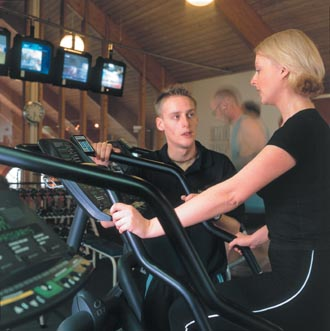 Derwent Manor opens Fitness Express facility