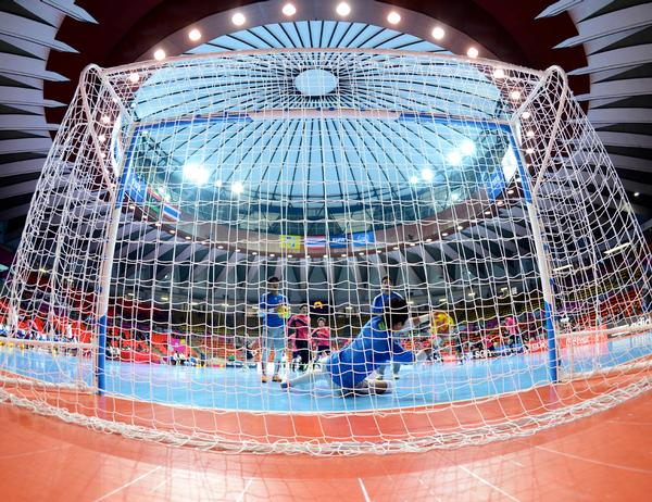 Futsal is growing at all levels across Europe