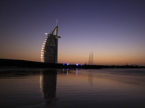 Revamped spa offer for Burj Al Arab hotel