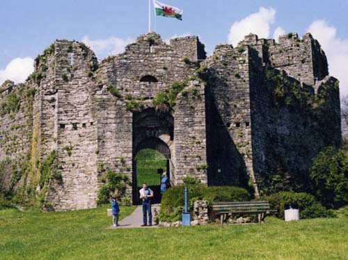 HLF boost for two Welsh tourist sites