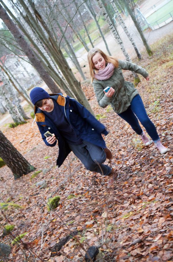 Outdoor spaces have been made more accessible, to encourage activity beyond school too