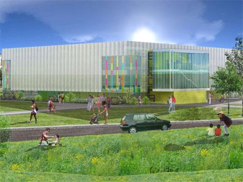 New home for London gymnastics facility