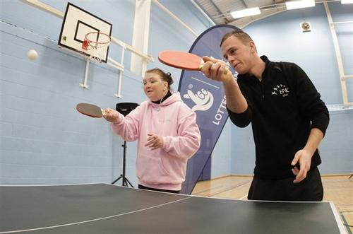 Sport England has given £12m to specialist organisations
