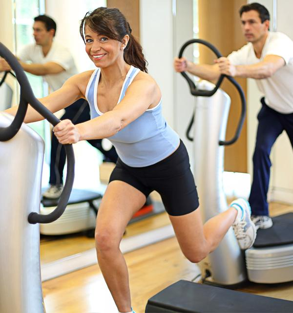 WBV can improve blood flow / Photo: SHUTTERSTOCK.COM