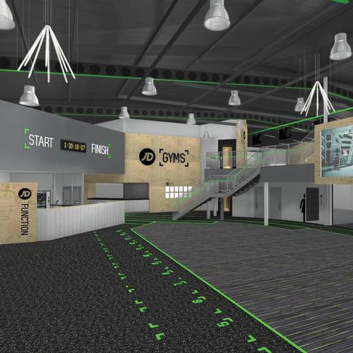 JD Sports launches JD Gyms
