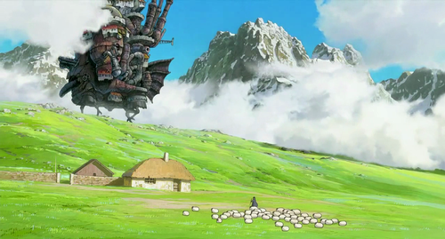 Miyazaki's Oscar-winning films have all been based around nature