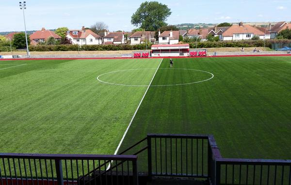 Worthing is looking to use the new 3G pitch to create a community hub at Woodside Road