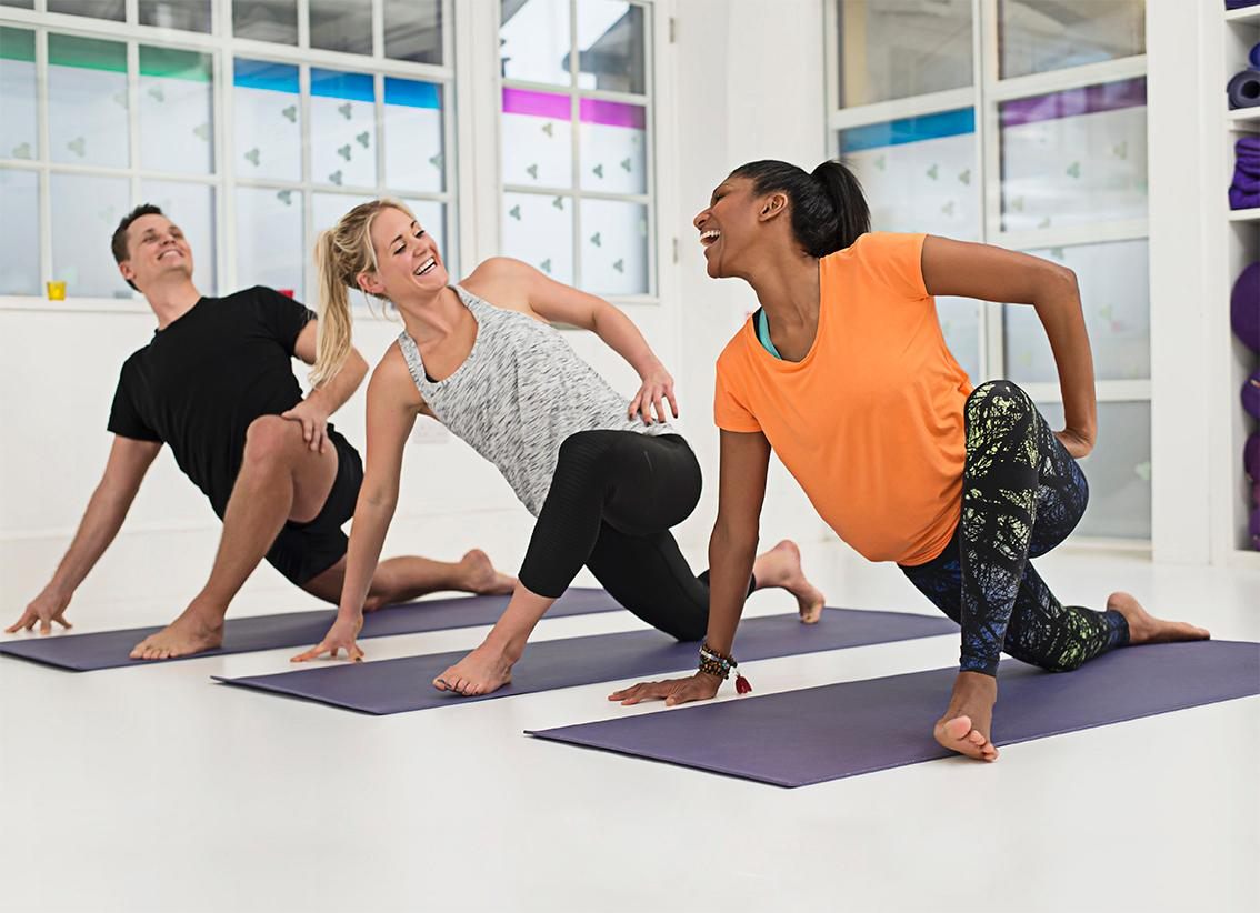 The Ealing branch will offer more than 120 yoga, pilates and barre classes per week