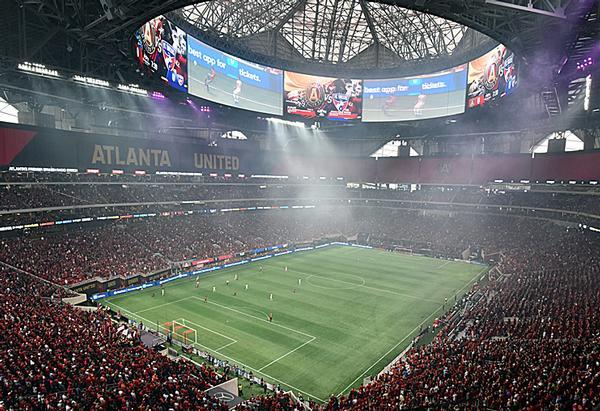 Mercedes Benz Stadium / Perry Mcintyre/Zuma Press/PA images