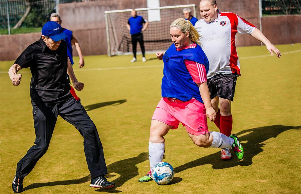 Football was shown to have the largest social impact on education and crime proportionately