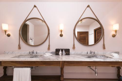 New York designer Samuel Amoia has created the resort's interiors / Eileen Chang