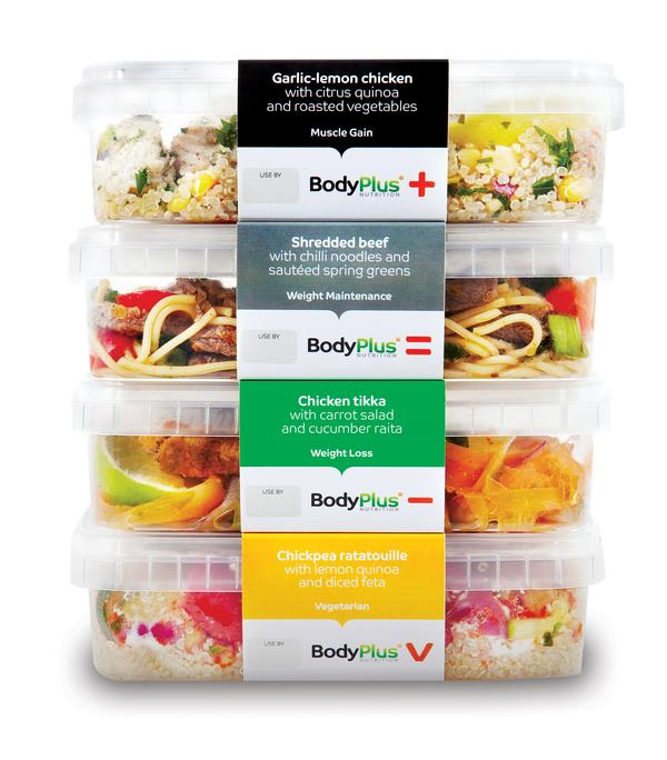 Body Plus meals sign new deals