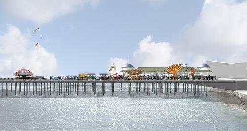 A Compulsory Purchase Order means that the Hastings Pier Charity has taken control from the previous Panamanian owner