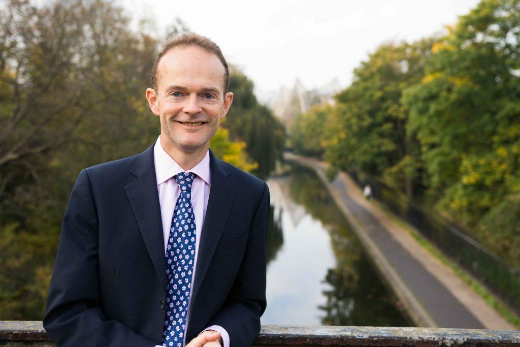 Part of Dominic Jermey's new role is to oversee ZSL London Zoo and ZSL Whipsnade Zoo  / ZSL