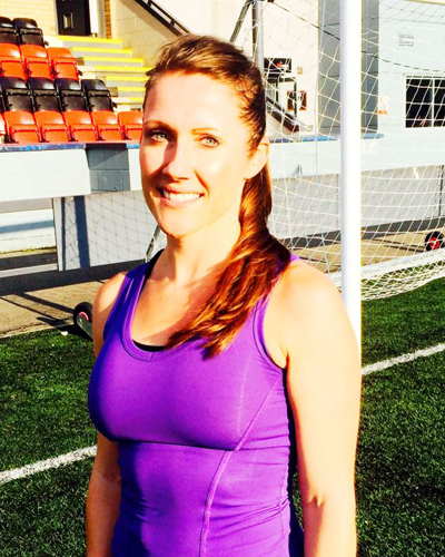 Ruth Lynch, Communities and Group Exercise Manager, Stockport