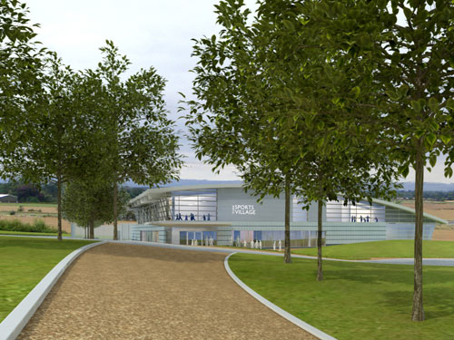University Of York Sports Complex Approved