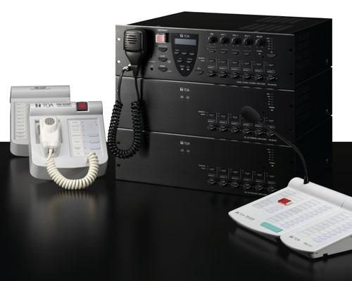 TOA Europe reveals new VM-3000 series