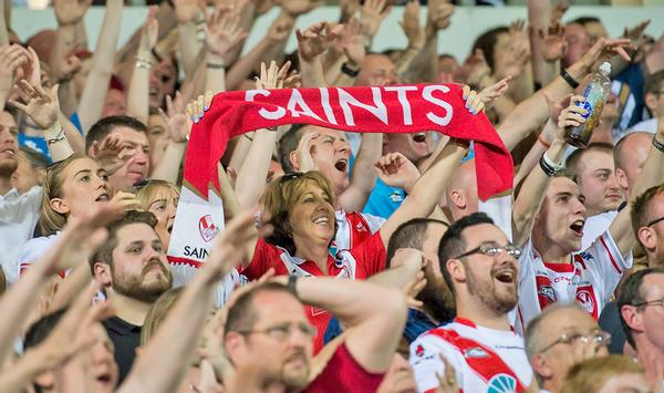 Saints fans will be able to redeem points on club purchases