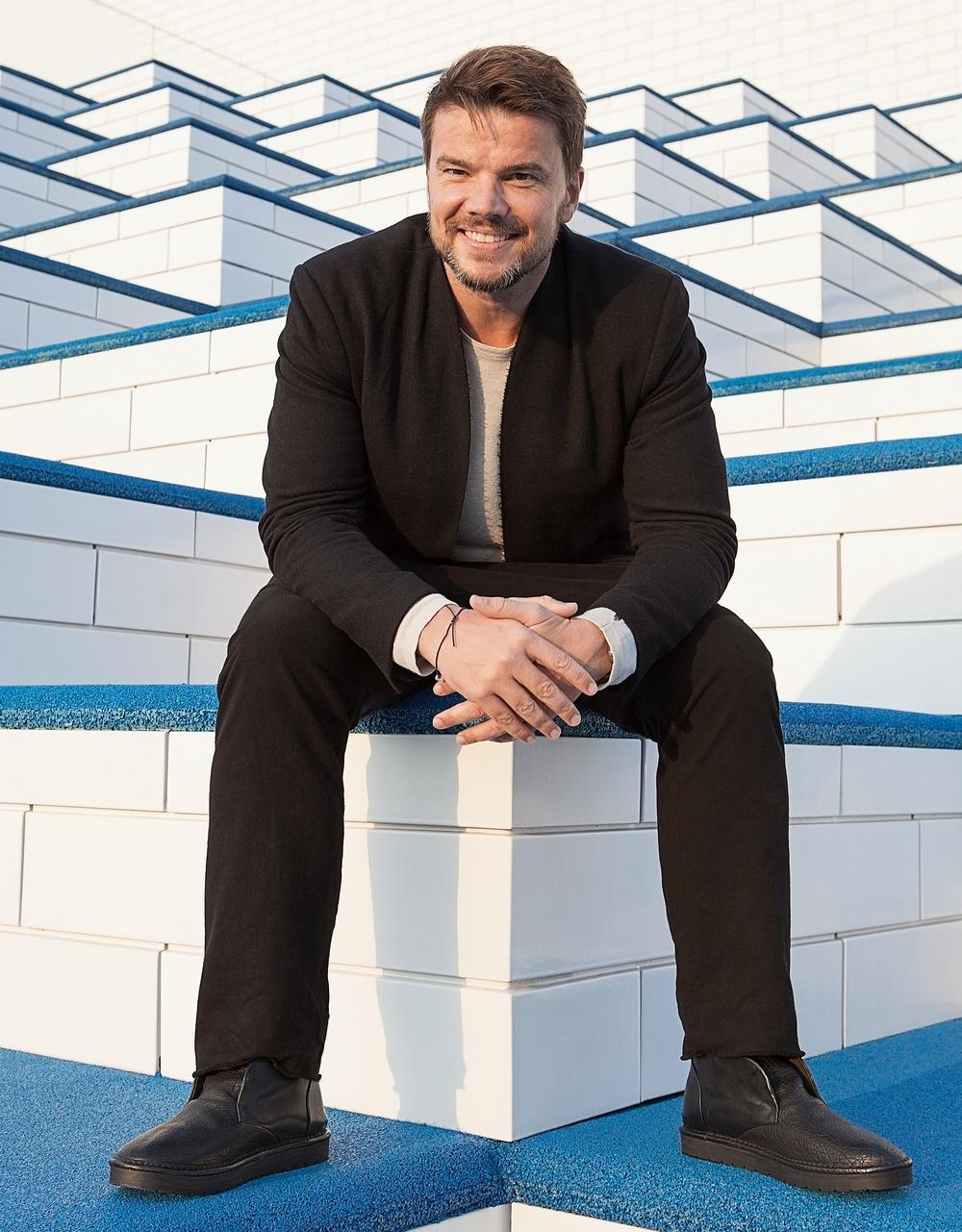 Bjarke Ingels told CLAD about his latest projects, his changing focus and the role of his team in BIG's success / Paul McLaughlin