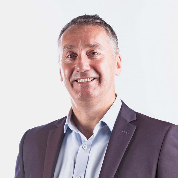 Stewart Kellett, CEO, Basketball England