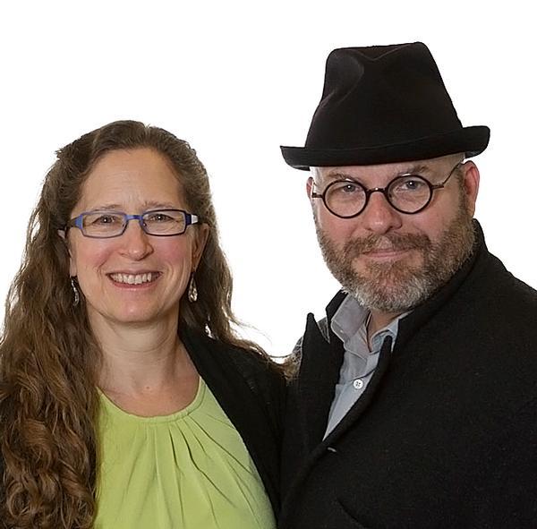 Tim Jahning and Lisa Tarver,
