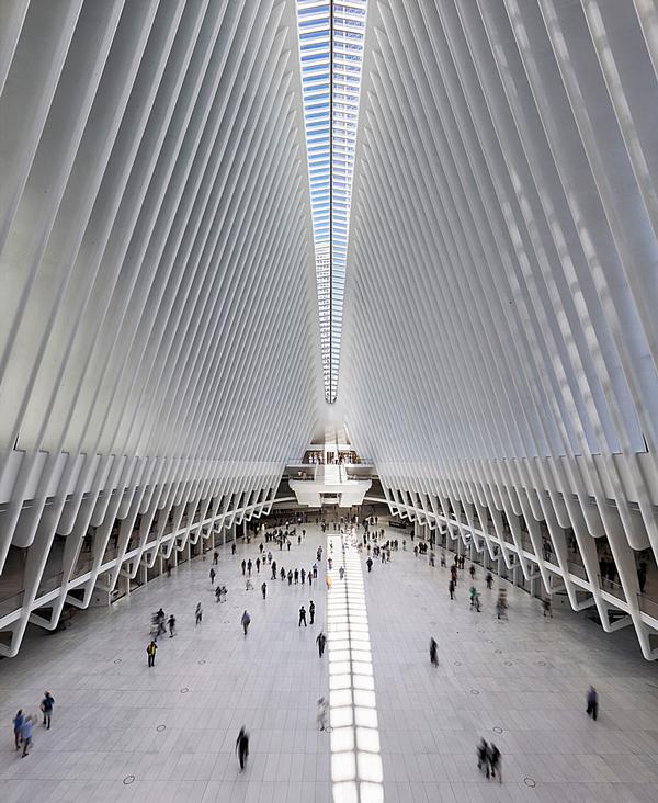 The World Trade Center Transportation Hub