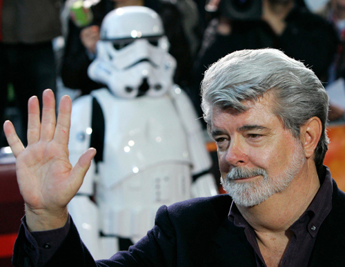 Star Wars will feature heavily in the proposed museum, which includes George Lucas' art and memorabilia / Shutterstock / Nando Machado