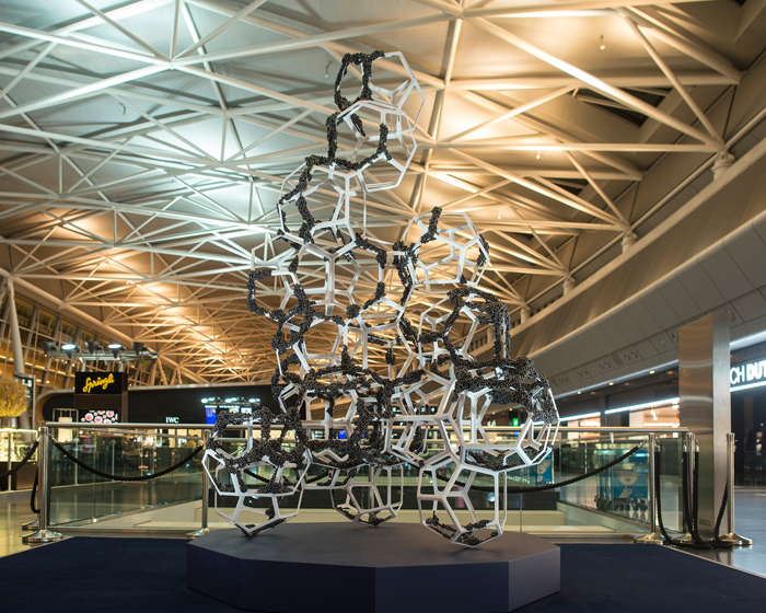 The Art of Caviar immersive exhibition opens at Zürich Airport