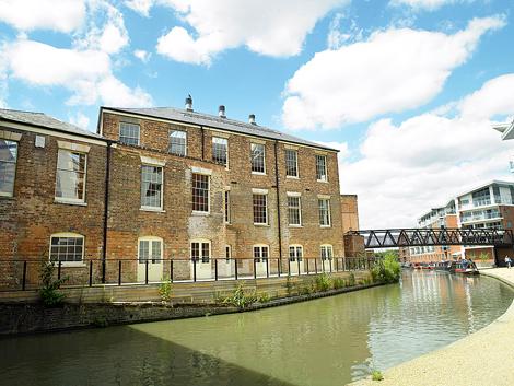 Places for People: The Wolverton Park development in Milton Keynes