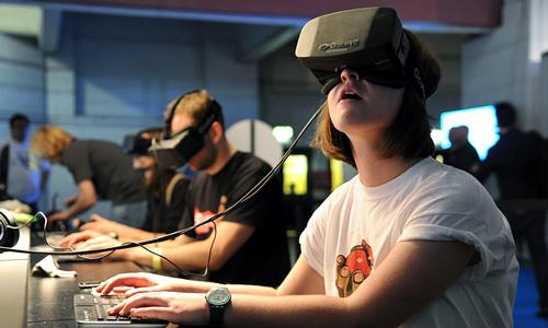 Study shows virtual reality has significant effect on brain function