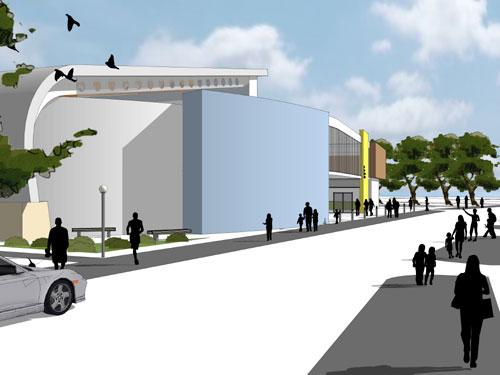 Council unveils £10m Wakefield pool plans