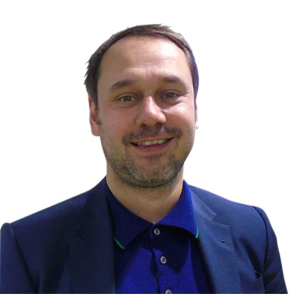 Garry Martin,  Replay managing director