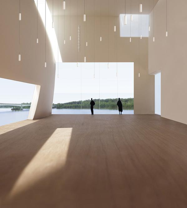 / All images courtesy Steven Holl Architects