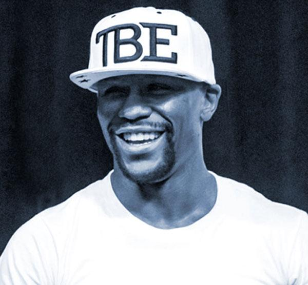 Controversial boxer Floyd Mayweather is planning 200 gyms in two years.  His franchise model will allow for the rebranding of gyms to scale the business faster