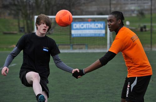Originally founded as an organisation working with homeless people in 2001, Street League now works with 16 to 25-year-olds who are not in employment