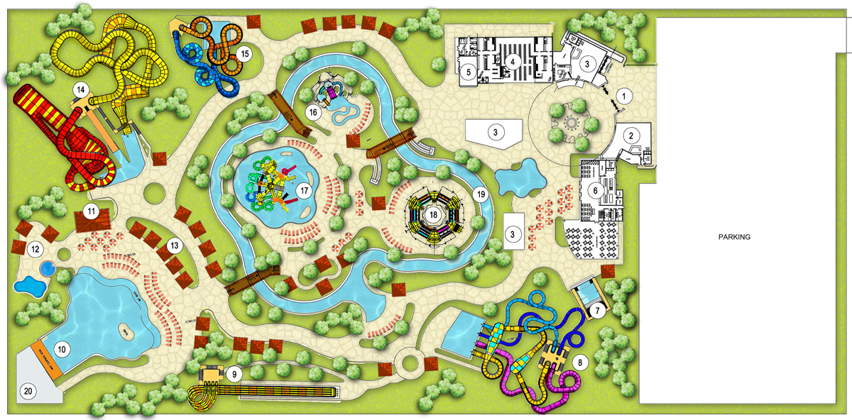 US$30m waterpark planned for upstate New York