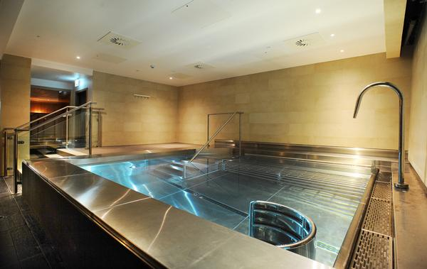 The Refresh Spa offers a high-end look