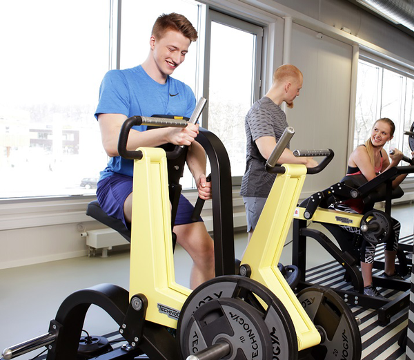 MyFitness has developed its own group exercise concepts and workouts